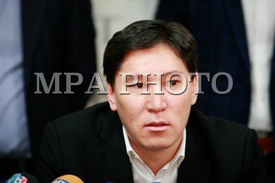 2018 оны нэгдүгээр сарын 16. Монголын татвар төлөгчдийн ҮЭХ-ноос түлш, шатахууны үнийг бууруулах асуудлаар мэдээлэл хийлээ .ГЭРЭЛ ЗУРГИЙГ Г.ӨНӨБОЛД /МРА