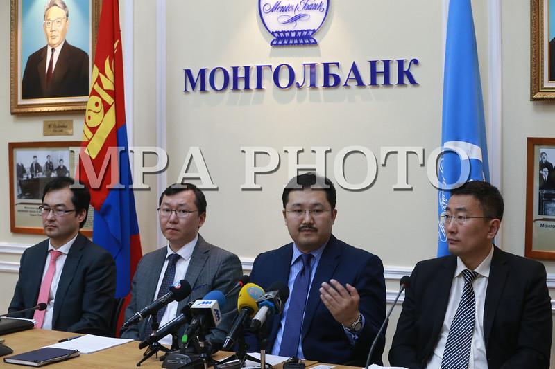 2018 оны гуравдугаар сарын 21.Монголбанкны Мөнгөний бодлогын зөвлөл өнөөдөр хуралдаж гаргасан шийдвэрээ танилцууллаа.  ГЭРЭЛ ЗУРГИЙГ Б.БЯМБА-ОЧИР/MPA