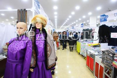 2018 оны хоёрдугаар сарын 10. ''Хүннү молл'' Цагаан сар 2018 үзэсгэлэн худалдаа. ГЭРЭЛ ЗУРГИЙГ MPA