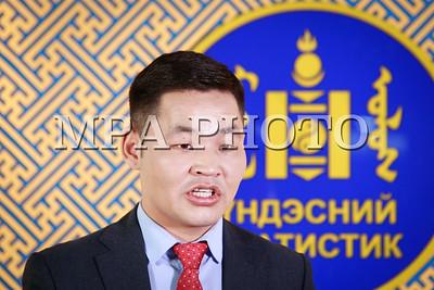 2018 оны хоёрдугаар сарын 14. Монгол Улсын нийгэм, эдийн засгийн 2018 оны нэгдүгээр сарын байдлыг танилцууллаа. ГЭРЭЛ ЗУРГИЙГ Г.ӨНӨБОЛД /МРА