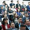 2018 оны гуравдугаар сарын 22. Төв банк (Монголбанк)-ны тухай хуульд нэмэлт, өөрчлөлт оруулах тухай хууль; Банкны тухай хуульд нэмэлт, өөрчлөлт оруулах тухай хууль; Банкин дахь мөнгөн хадгаламжийн даатгалын тухай хуульд нэмэлт, өөрчлөлт оруулах тухай хуулийн эх бичвэрийг Монголбанкинд хүлээлгэн өглөө. ГЭРЭЛ ЗУРГИЙГ Г.ӨНӨБОЛД /МРА