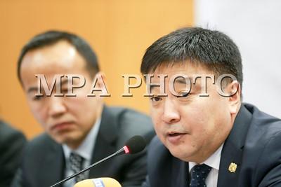 2018 оны нэгдүгээр сарын 24. Улаанбаатар хөрөнгө оруулалт бизнес уулзалт 2018 болно. ГЭРЭЛ ЗУРГИЙГ Б.БЯМБА-ОЧИР/MPA