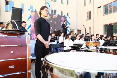 2019 оны есдүгээр сарын 01.  Ерөнхий сайд У.Хүрэлсүх Хөгжим бүжгийн коллежийн сургуулийн хичээлийн шинэ жилийн нээлтэд оролцов.  ГЭРЭЛ ЗУРГИЙГ Б.БЯМБА-ОЧИР/MPA