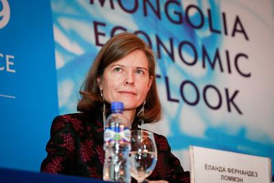 2019 дөрөвдүгээр сарын 03. Азийн хөгжлийн банкнаас Монгол Улсын эдийн засгийн төлөв байдлыг танилцууллаа. ГЭРЭЛ ЗУРГИЙГ Г.ӨНӨБОЛД /МРА