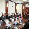 Монгол улс, Улаанбаатар хот. 2013 оны 10 дугаар сарын 26. Монгол Улсын Гадаад харилцааны сайд Л.Болдын урилгаар Бүгд Найрамдах Франц Улсын Гадаад хэргийн сайд Лоран Фабиус 2013 оны 10 дугаар сарын 25-26-ны өдрүүдэд Монгол Улсад албан ёсны айлчлал хийв.<br /> <br /> Монгол Улс, Бүгд Найрамдах Франц Улстай 165 онд дипломат харилцаа тогтоосон бөгөөд энэхүү айлчлал нь тус улсаас Монгол Улсад Гадаад хэргийн сайдын түвшинд хийж буй анхны айлчлал юм.<br /> <br /> Энэхүү айлчлалын үеэр Францын Гадаад хэргийн сайд Монгол Улсын Ерөнхийлөгч Ц.Элбэгдорж, Ерөнхий сайд Н.Алтанхуяг нарт тус тус бараалхаж, Гадаад харилцааны сайд Л.Болдтой албан ёсны хэлэлцээ хийв. Айлчлалын үеэр Хамтарсан мэдэгдэл, Дипломат паспорт эзэмшигчдийг визийн шаардлагаас харилцан чөлөөлөх тухай Монгол Улсын Засгийн газар, Бүгд Найрамдах Франц Улсын Засгийн газар хоорондын хэлэлцээр, Хөдөө аж ахуйн салбарт хамтран ажиллах тухай харилцан ойлголцлын санамж бичиг, Археологийн салбарт хамтран ажиллах тухай санамж бичиг, Монгол Улсын Нотариатчдын танхим, БНФУ-ын Нотариатчдын дээд зөвлөл хооронд хамтран ажиллах тухай гэрээ зэрэг баримт бичигт гарын үсэг зурлаа. <br /> ГЭРЭЛ ЗУРГИЙГ БЯМБАСҮРЭНГИЙН БЯМБА-ОЧИР