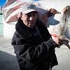 Монгол Улс, Говь-Алтай аймгийн Есөнбулаг сум. 2014 оны 1 дүгээр сарын 15.  MPA PHOTO/ Д.ТҮВШИНЖАРГАЛ