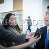 Монгол улс, Улаанбаатар хот. 2013 оны 10 дугаар сарын 27. МАН-ын бага хурлын гишүүн Т.Аюурсайхан ярилцлага өгч байна.   Монгол Ардын намын 27-р Их хурал соёлын төв өргөөнд эхэллээ. Их хурлыг удирдан явуулж буй тус намын гишүүн, хурал зохион байгуулах комиссын дарга Д.Дэмбэрэл хурлын эхэнд энэ удаагийн Их хурлаар хэлэлцэх ерөнхий асуудлууд, хурлын хөтөлбөрийг танилцуулав. Танилцуулснаар, Их хурлаар есөн үндсэн асуудал хэлэлцэх бөгөөд үүнд, МАН-ын дарга Ө.Энхтүвшингийн улстөрийн илтгэл, Мандатын комиссын илтгэл, намын 26-р Их хурлаас хойш хийж гүйцэтгэсэн ажлын тайлан, Хяналтын ерөнхий хорооны тайлан, МАН-ын дүрмийн асуудлаарх салбар хуралдааны мэдээлэл сонсох, Намын дүрэмд өөрчлөлт оруулах тухай салбар хуралдааны мэдээлэл сонсох, Монгол Улсын 2021 он хүртэлх хөгжлийн зорилт, Намын үйл ажиллагааны шинэчлэлийн талаарх дүгнэлт, Зохион байгуулалтын асуудал зэрэг багтжээ. Их хурлаас гол хүлээлт үүсгээд буй зохион байгуулалтын асуудалд Монгол Ардын намын даргыг сонгох тухай, Бага хурлын гишүүдийг сонгох тухай, Хяналтын ерөнхий хорооны гишүүдийг сонгох тухай гэсэн асуудал багтжээ. Их хурал гурван өдөр үргэлжилж, аравдугаар сарын 29-нд өндөрлөх юм. <br /> ГЭРЭЛ ЗУРГИЙГ БЯМБАСҮРЭНГИЙН БЯМБА-ОЧИР