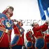 """Монгол улс, Улаанбаатар хот. 2013 оны 10 дугаар сарын 29.  Жил бүр  нийслэлийн ойн өдрөөр  """"Нийслэлийн туг""""-ийг  мандуулдаг уламжлалтай. Нийслэлийн 374 ой тохиож буй энэ өдөр,  морин цагт Их эзэн Чингис хааны талбайд """"Монгол Улсын Төрийн дуулал""""-ыг эгшиглүүлж, Монгол Улсын төрийн далбааг """"Нийслэлийн туг""""-ийн хамтаар мандууллаа. Туг мандуулах ёслолд нийслэлийн Удирдлагууд болон Их эзэн Чингис хааны талбайд баяраа тэмдэглэхээр хүрэлцэн ирсэн нийслэлийн иргэд оролцсон юм. Энэ үеэр Зэвсэгт Хүчний Жанжин штабын """"Үлгэр жишээ үлээвэр найрал хөгжим""""-ийнхөн бөмбөрийн үзүүлбэрээр түрлэг өргөлөө. <br /> <br /> <br /> <br /> ГЭРЭЛ ЗУРГИЙГ БЯМБАСҮРЭНГИЙН БЯМБА-ОЧИР"""