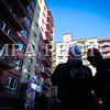 """Монгол Улс, Улаанбаатар хот. 2014 оны 1 дүгээр сарын 27. Төрийн Орон Сууцны Корпорацийн захиалгаар Үндэсний Бүтээн Байгуулалтын Корпорацийн барьж буй Нисэхийн дэнж дэх """"Буянт-Ухаа I"""" орон сууцны хорооллын нээлт өнөөдөр боллоо.<br /> Нээлтийн ажиллагаанд Ерөнхий сайд Н.Алтанхуяг, БХБ-ын сайд Ц.Баярсайхан, Нийслэлийн Засаг дарга бөгөөд Улаанбаатар хотын захирагч Э.Бат-Үүл, ТОСК, Үндэсний Бүтээн Байгуулалтын Корпорацийн удирдлагууд оролцсон юм. Энхний ээлжинд 567 айлын орон сууцыг хүлээлгэн өгч байгаа аж.<br /> MPA PHOTO/ Б.БЯМБА-ОЧИР"""