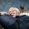 """Монгол улс, Улаанбаатар хот. 2013 оны 10 дугаар сарын 29. Нийслэлийн засаг дарга Э.Бат-Үүл их зохиолч Д.Нацагдоржийн хөшөөний өмнө үг хэлж байна. Нийслэлийн ИТХ-ын Тэргүүлэгчдийн 2013 оны9-рсарын 4-ний өдрийн 103 дугаар тогтоолын дагуу Монголын орчин үеийн утга зохиолыг үндэслэгч Дашдоржийн Нацагдоржийн хөшөөг нүүлгэн шилжүүлж, Монгол-Туркийн цэцэрлэгт хүрээлэнд байрлууллаа. Хөшөөг шинэ байршилд нь  залах ёслолын ажиллагаанд нийслэлийн Удирдлагууд, Монголын утга, уран зохиолын салбарын төлөөлөл, ахмад уран бүтээлчид, иргэд оролцлоо. Үндэсний соёл амралтын хүрээлэнд байрлаж байсан уг хөшөөг уран барималын шилдэг шийдлийг тусгасан ховор бүтээлүүдийн нэг хэмээн үздэг ч байшин, барилгаар хүрээлэгдэн үзэгдэх орчин болон хамгаалалт нь алдагдсан байсан юм. Ёслолын ажиллагааны үеэр нийслэлийн Засаг дарга """"Өнөөдөр бид Монголын соёлыг үндэслэгч, Их зохиолч Д.Нацагдоржийн хөшөөг МУБИС, оюутан, багш нар, Оюутны хотхонтой ойртуулж, нийслэлийнхээ хойморьт залж байна. Түүний Монголын утга зохиолын салбар, соён гэгээрүүлэх үйлсэд оруулсан хувь нэмрийг Монголын ард түмэн үеийн үед дуурсах учиртай билээ. Нэрт яруу найрагч Р.Чойном """"Д.Нацагдоржийн хөшөөний дэргэд"""" шүлгэндээ уг хөшөөний тухай харууслын сэтгэгдлээ шингээсэн байдаг. Өнөөдөр Их зохиолчийн хөшөө түүний хүсэж байсан шиг Нийслэлийнхээ хойморьт өнгө зүсээ сайжруулан, заларч байгааг нэрт яруу найрагч маань тэнгэрээс хараад нийслэлчүүд бидэнд талархаж байгаа болов уу гэж бодож байна. Энэ ажлыг хариуцан хийсэн Н.Нацагдорж даргатай нийслэлийн Ерөнхий төлөвлөгөөний газрын хамт олонд та бүхнийхээ өмнөөс талархал илэрхийлье.Харин Их зохиолчийн хөшөө байсан хуучин талбайг уран бүтээлчдийн талбай болгон тохижуулах гэж байгаа гэдгийг дуулгахад таатай байна"""" гэлээ. Ёслолын ажиллагаанд хүрэлцэн ирсэн уран бүтээлчдийг төлөөлж МУСГЗ, яруу найрагч, сэтгүүлч Ү.Хүрэлбаатар """"Өнөөдөр Монголын яруу найрагчдад маш сайхан үйл явдал тохиож байна. Бидний хайртай Их зохиолч Д.Нацагдоржийн маань хөшөө нийслэлийн хойморьт заларч байгаад туйлаас их тала"""