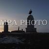 Монгол Улс, Говь-Алтай аймгийн Дэлгэр  сум. Хонгорын овоо. 2014 оны 1 дүгээр сарын 18.  MPA PHOTO/ Д.ТҮВШИНЖАРГАЛ