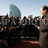 """Монгол улс, Улаанбаатар хот. 2013 оны 10 дугаар сарын 29. <br /> <br /> Нийслэлийн ИТХ-ын дарга Д.Баттулга """"Мэлхийт"""" хөшөөний өмнө үг хэлж байна.  Нийслэлийн 374 жилийн ой өнөөдөр тохиож байна. Үүнтэй холбогдуулан Нийслэлийн анхны шав тавьсан """"Мэлхийт"""" хөшөөнд хүндэтгэл үзүүлж, Нийслэлийн сүлдэт хуур цэнгүүлэх ёслолын ажиллагаа боллоо.<br /> <br /> <br /> <br /> ГЭРЭЛ ЗУРГИЙГ БЯМБАСҮРЭНГИЙН БЯМБА-ОЧИР"""