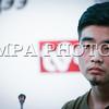 """Монгол Улс, Улаанбаатар хот. 2014 оны 1 дүгээр сарын 22.  Ц.Мөнхбаяр нарын шүүхийн шийдвэртэй холбогдуулан """"Гол нууруундын нэгдсэн хөдөлгөөн"""" ТББ, олон улсын """"Хил хязгааргүй сүлжээ"""" байгууллагаас мэдээлэл хийлээ.<br /> <br /> Нийслэлийн прокурорын газраас Ц.Мөнхбаяр нарт Эрүүгийн хуулийн 177.2 буюу зандалчлах, эрх бүхий байгууллага, албан тушаалтнаас тодорхой шийдвэр гаргуулах буюу гаргахаас татгалзуулахад шууд буюу шууд бус нөлөөлөх зорилгоор олон нийтэд айдас төрүүлэхэд чиглэсэн, нийтэд аюултай хүч хэрэглэсэн буюу хэрэглэхээр заналхийлсэн, 149.3 бусдын эд хөрөнгийг бүлэглэн авахаар далайлган сүрдүүлсэн, 185.2 буюу галт зэвсэг, байлдааны галт хэрэгсэл, тэсэрч дэлбэрэх бодис хууль бусаар хийж бэлтгэсэн, хадгалсан гэх үндэслэлүүдээр яллах дүгнэлт үйлдсэн юм. <br /> Шүүх энэхүү хэргийн хянан хэлэлцээд тэдэнд  21 жил, 6 сарын хорих ял оноосон байна. Тодруулбал, Ц.Мөнхбаяр, Г.Болдбаатар, Д.Төмөрбаатар, Ж.Ганболд нарт 21 жил 6 сарын хорих ял, М.Мөнхболдод хоёр жилийн хорих ялыг анхан шатны шүүхээс оноожээ. Харин О.Самбуу-Ёндон, Б.Гантулга нарыг гэм буруугүйд тооцож, цагаатгасан байна. <br />  <br /> MPA PHOTO/ Б.БЯМБА-ОЧИР"""