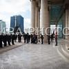 Монгол улс, Улаанбаатар хот. 2013 оны 10 дугаар сарын 27.  Монгол Ардын Намын их хурлын төлөөлөгчид Чингис хааны  хөшөөнд хүндэтгэл үзүүлэв.   Монгол Ардын намын 27-р Их хурал соёлын төв өргөөнд эхэллээ. Их хурлыг удирдан явуулж буй тус намын гишүүн, хурал зохион байгуулах комиссын дарга Д.Дэмбэрэл хурлын эхэнд энэ удаагийн Их хурлаар хэлэлцэх ерөнхий асуудлууд, хурлын хөтөлбөрийг танилцуулав. Танилцуулснаар, Их хурлаар есөн үндсэн асуудал хэлэлцэх бөгөөд үүнд, МАН-ын дарга Ө.Энхтүвшингийн улстөрийн илтгэл, Мандатын комиссын илтгэл, намын 26-р Их хурлаас хойш хийж гүйцэтгэсэн ажлын тайлан, Хяналтын ерөнхий хорооны тайлан, МАН-ын дүрмийн асуудлаарх салбар хуралдааны мэдээлэл сонсох, Намын дүрэмд өөрчлөлт оруулах тухай салбар хуралдааны мэдээлэл сонсох, Монгол Улсын 2021 он хүртэлх хөгжлийн зорилт, Намын үйл ажиллагааны шинэчлэлийн талаарх дүгнэлт, Зохион байгуулалтын асуудал зэрэг багтжээ. Их хурлаас гол хүлээлт үүсгээд буй зохион байгуулалтын асуудалд Монгол Ардын намын даргыг сонгох тухай, Бага хурлын гишүүдийг сонгох тухай, Хяналтын ерөнхий хорооны гишүүдийг сонгох тухай гэсэн асуудал багтжээ. Их хурал гурван өдөр үргэлжилж, аравдугаар сарын 29-нд өндөрлөх юм. <br /> ГЭРЭЛ ЗУРГИЙГ БЯМБАСҮРЭНГИЙН БЯМБА-ОЧИР