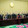 Монгол улс, Улаанбаатар хот. 2013 оны 10 дугаар сарын 28.  Монгол Улсын Ерөнхийлөгч Цахиагийн Элбэгдоржийн БНАСАУ-д хийж буй төрийн айлчлал энэ сарын 28-нд эхэллээ. Мансүдэгийн Ардын Их Хурлын ордонд Монгол Улсын Ерөнхийлөгч Цахиагийн Элбэгдорж, БНАСАУ-ын Ардын дээд Хурлын Тэргүүлэгчдийн дарга Ким Ён Нам нар албан ёсны хэлэлцээ хийлээ.<br />  <br /> Хэлэлцээний дараа Монгол Улс, БНАСАУ-ын харилцаа, хамтын ажиллагааны баримт бичгүүдэд гарын үсэг зурах ёслол болов. Үйлдвэр, хөдөө аж ахуйн салбарт хамтран ажиллах тухай БНАСАУ-ын Засгийн газар болон Монгол Улсын Засгийн газар хоорондын хэлэлцээрт БНАСАУ-ын Гадаад харилцааны сайд Ри Жон Нам, Монгол Улсын Үйлдвэр, хөдөө аж ахуйн сайд Х.Баттулга нар, Соёл, спорт, аялал жуулчлалын салбарт хамтран ажиллах тухай БНАСАУ-ын Засгийн газар, Монгол Улсын Засгийн газар хоорондын хэлэлцээрт БНАСАУ-ын Гадаадтай соёлоор харилцах хорооны дарга Ким Дун Сук, Монгол Улсын Гадаад харилцааны сайд Л.Болд нар, Зам тээврийн салбарт хамтран ажиллах тухай БНАСАУ-ын Засгийн газар, Монгол Улсын Засгийн газар хоорондын хэлэлцээрийг шинэчлэн байгуулах тухай протоколд БНАСАУ-ын Газар, далай, тээврийн яамны дэд сайд Пак Ил Ён, Монгол Улсаас БНАСАУ-д суугаа Онц бөгөөд Бүрэн эрхт Элчин сайд М.Ганболд нар, БНАСАУ-ын Программ хангамжийн ерөнхий газар, Монгол Улсын мэдээллийн технологи, шуудан, харилцаа холбооны газрын хооронд 2013-2015 онд хамтран ажиллах ажлын төлөвлөгөөнд Программ хангамжийн ерөнхий газрыг төлөөлж тус газрын орлогч дарга Зун Цун Цан, Монгол Улсаас БНАСАУ-д суугаа Онц бөгөөд Бүрэн эрхт Элчин сайд М.Ганболд нар тус тус гарын үсэг зурлаа.