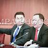 Монгол улс, Улаанбаатар хот. 2013 оны 12 дугаар сарын 24. УИХ-ын чуулганы нэгдсэн хуралдаанаар Эдийн засгийн хөгжлийн сайд Н.Батбаяр, Сангийн сайд Ч.Улаан нарыг огцруулахтай холбоотой асуудлыг хэлэлцэж байна.ГЭРЭЛ ЗУРГИЙГ БЯМБАСҮРЭНГИЙН БЯМБА-ОЧИР