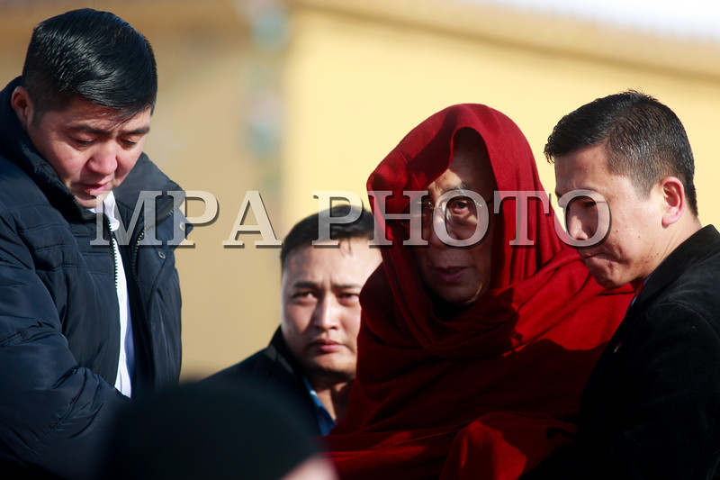 Далай багш Монголын нийт ард, түмэн сүсэгтэн олонд мэндчилгээ дэвшүүллээ