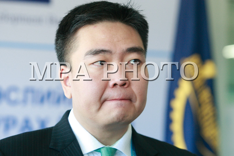 """2016 оны дөрөвдүгээр сарын 01.  """"Эрдэнэс Монгол"""" ХХК  Азийн Хөгжлийн Банктай """"Техникийн туслалцааны төслийн зээлийн гэрээ""""-г байгууллаа.  ГЭРЭЛ ЗУРГИЙГ Б.БЯМБА-ОЧИР/MPA"""