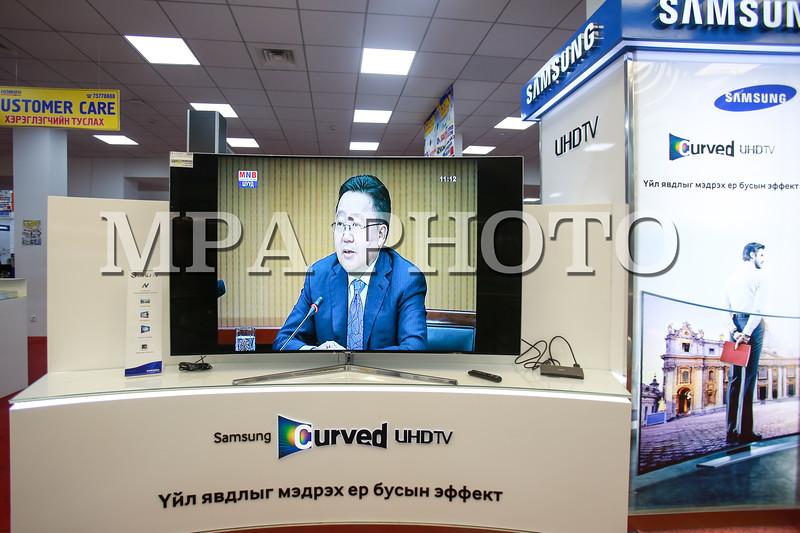 2016 оны Аравдугаар сарын 06.  Ерөнхийлөгч Ц.Элбэгдоржийн сэтгүүлчидтэй хийж буй уулзалт. <br /> <br />  <br />  ГЭРЭЛ ЗУРГИЙГ Б.БЯМБА-ОЧИР/MPA
