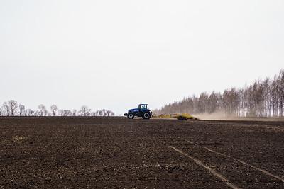 19.04.2021 - Авангард хуҗалыгында чөгендер чәчүдән фоторепортаж (Буинск) (Фото Салават Камалетдинов )