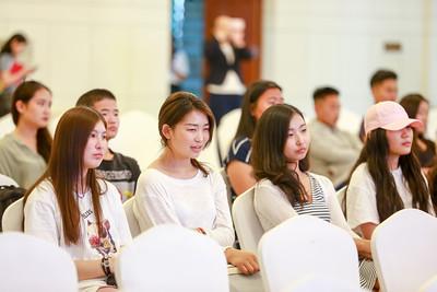 """2019 оны зургадугаар сарын 24.  """"Ажилтай оюутан хөтөлбөр""""-ийн нээлтийн арга хэмжээ боллоо. ГЭРЭЛ ЗУРГИЙГ Б.БЯМБА-ОЧИР/MPA"""