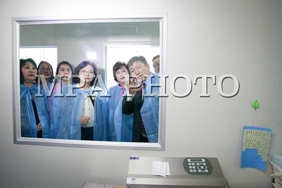2019 гуравдугаар сарын 18. Ариутгалын төв тасаг, Нян судлалын лабораторийн нээлт боллоо. ГЭРЭЛ ЗУРГИЙГ Г.ӨНӨБОЛД /МРА
