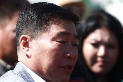 2019 оны наймдугаар сарын 12. С.Зориг агсны хэрэгт гэмгүй иргэдийг буруутган эрүүдэн шүүж ял оногдуулах ажлыг зохион байгуулсан гэх ТЕГ-ын дарга асан Б.Хурцад холбогдох хэргийг өнгөрөгч зургаадугаар сарын 25-ны өдөр харьяаллын дагуу Төв аймаг дахь Сум дундын Эрүүгийн хэргийн анхан шатны шүүхэд шилжүүлсэн.     Шүүх хуралдаан /2019.07.23/ 10.00 цагт Төв аймгийн анхан шатны шүүхийн танхимд болсон ч шүүгдэгчийн өмгөөлөгч шүүх бүрэлдэхүүнээс татгалзсан тул наймдугаар сарын 12-ныг хүртэл хойшилсон билээ. ГЭРЭЛ ЗУРГИЙГ Б.БЯМБА-ОЧИР/MPA