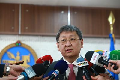 2019 оны гуравдугаар сарын 12. Япон Улсаас Монгол Улсад суугаа Онц бөгөөд Бүрэн эрхт элчин сайд  Такаока Масато, Сангийн сайд Ч.Хүрэлбаатар нар Монгол Улсад олгох 1.8 сая ам.долларын буцалтгүй тусламжийн нот бичигт гарын үсэг зурах ёслол Сангийн яаманд боллоо. ГЭРЭЛ ЗУРГИЙГ Б.БЯМБА-ОЧИР/MPA