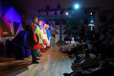 22.05.2021 - Кариев театрында Бәхетле көнем спектакле (Фото Салават Камалетдинов )