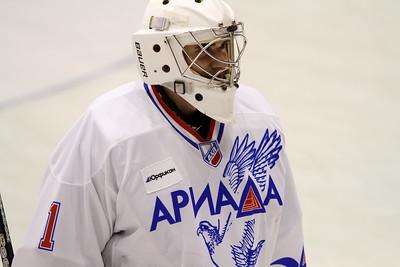 Челмет (Челябинск) - Ариада-Акпарс (Волжск) 2:5. 19 ноября 2012