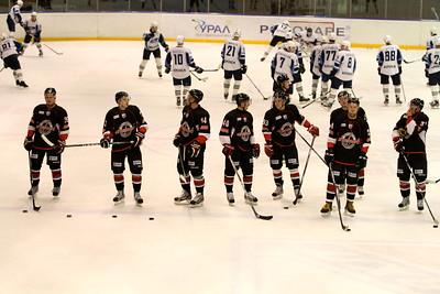 Челмет (Челябинск) - Буран (Воронеж) 4:1. 6 ноября 2012