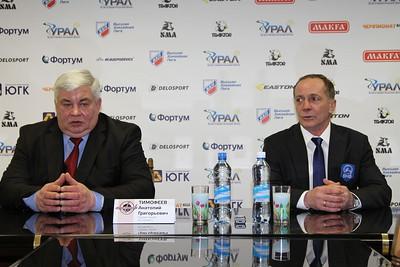 Анатолий Тимофеев, Челмет Челябинск, Андрей Андреев, ХК ВМФ