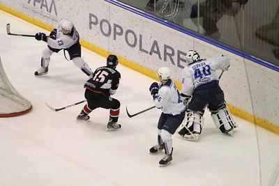Челмет (Челябинск) - ХК ВМФ (Санкт-Петербург) 2:3 ОТ. 21 февраля 2013