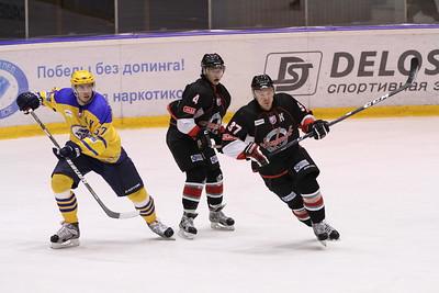 Очередной матч челябинская команда высшей хоккейной лиги Челмет проведет 1 октября против Дизеля из Пензы
