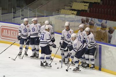 Челмет (Челябинск) - Динамо (Балашиха) 7:3. 6 января 2013