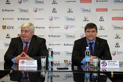 Анатолий Тмофеев, Александр Савченков