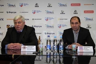Анатолий Тимофеев, Игорь Дорохин