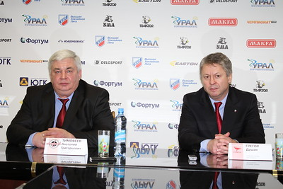 Анатолий Тимофеев, Душан Грегор