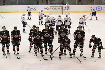 Челмет (Челябинск) - Сокол (Красноярск) 0:2. 8 декабря 2012