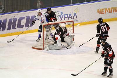 Челмет (Челябинск) - Кубань (Краснодар) 0:3. 23 февраля 2013
