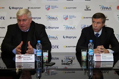 Анатолий Тимофеев, Игорь Жилинский