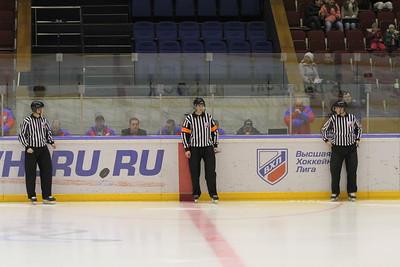 Челмет (Челябинск) - Лада (Тольятти) 3:4. 21 ноября 2012