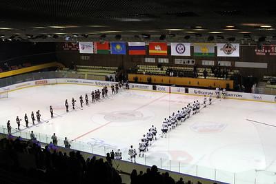 Челмет (Челябинск) - Южный Урал (Орск) 2:3 ОТ. 23 января 2013