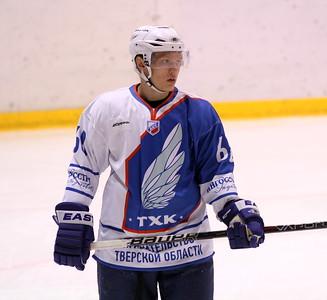 Челмет (Челябинск) - ТХК (Тверь) 3:1. 17 октября 2012