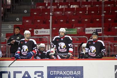 Челмет (Челябинск) - Белые Медведи (Челябинск) 6:4. 5 апреля 2013