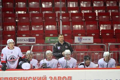 Евгений Галкин Челмет (Челябинск) - Белые Медведи (Челябинск) 6:4. 5 апреля 2013