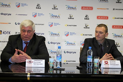 Анатолий Тимофеев, Алексей Исаков