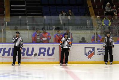 Челмет (Челябинск) - ХК Рязань (Рязань) 5:0. 10 января 2013
