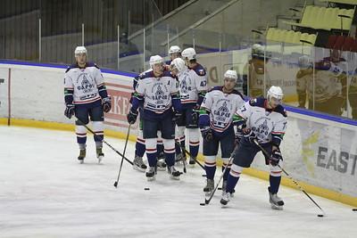 Челмет (Челябинск) - ХК Саров (Саров) 4:5. 8 января 2013