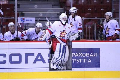 Chelmet (Челябинск) - Ижсталь (Ижевск) 4:3 ОТ. 21 сентября 2012
